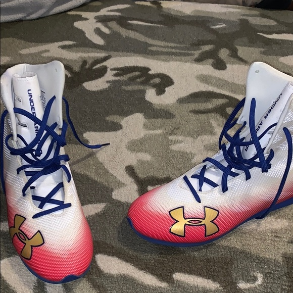 under armour boxing shoes